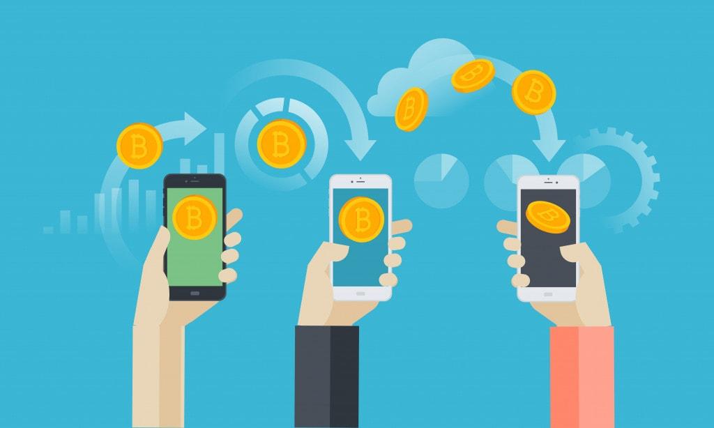 Blockchain kan bruges til at udvikle wallets
