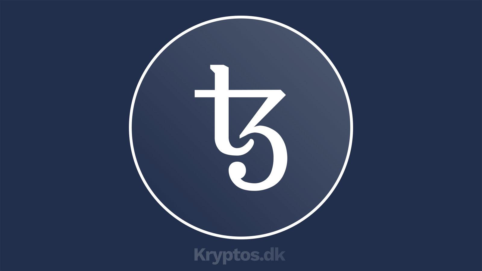 Køb Tezos (XTZ)