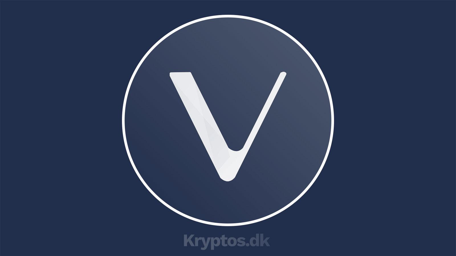 Køb Vechain (VET)